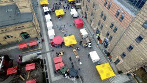 Street Food auf Achse von Oben, Kulturbrauerei Berlin - Bildauszug 3